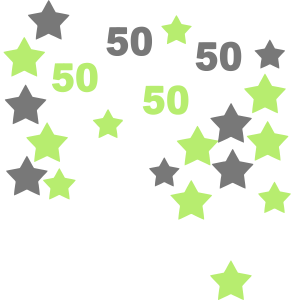 50.Geburtstag - Happy Birthday ../+