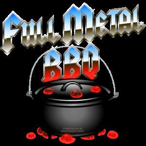 Full Metal BBQ | Dutch Oven T-Shirts