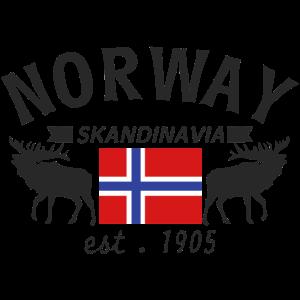 Norway 1905 Skandinvia