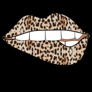 Braune Leopardenlippen