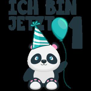 1. Geburtstag Panda