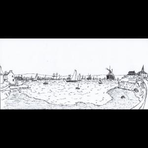 Hafen um 1900