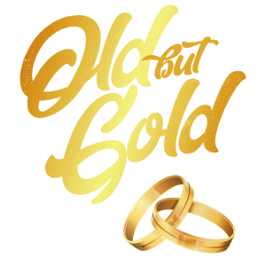 Old but Gold mit 2 goldenen Ringen