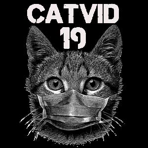 catvid19 tshirt