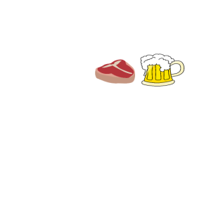 Grillen und Bier das läuft I Hier Bier Grillen