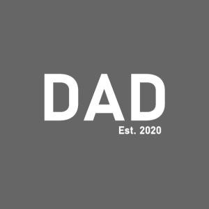 Dad Est. 2020