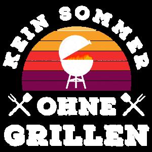 Grill - Grillen - Grillmeister - Grillkönig