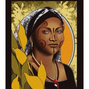 Mujer guayu