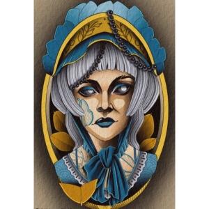 Dama obscura