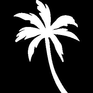 palme symbol silhouette