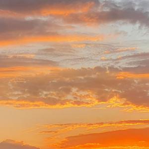 Gesichtsmaske - Wolkenhimmel