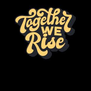 Black Lives Matter - Togehter we rise