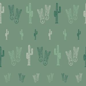 Western Style Elemente | Cowboystiefel | Kaktus
