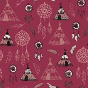 Indianerzelt und Traumfänger | Indianer