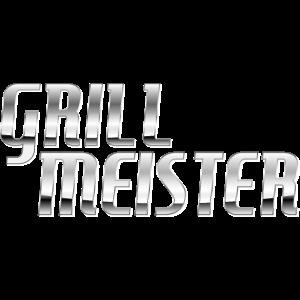 Grillen Griller Grillmeister Geschenkidee Grill