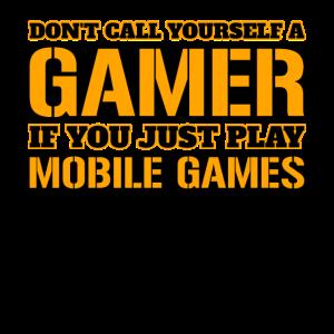 Gamer Gaming Mobile Games Game Geschenk