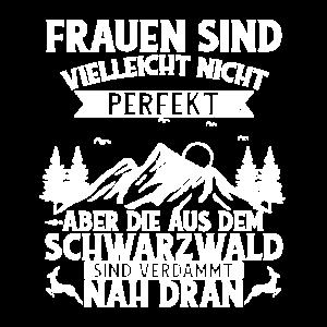Schwarzwald Frauen sind vielleicht nicht perfekt