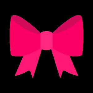Schleife Symbol Dekoration Ornament Elegant Rosa