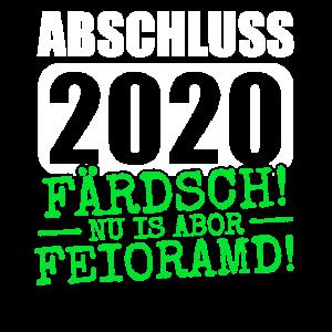 Abschluss 2020 Schulabschluss Sachsen Abi Shirt