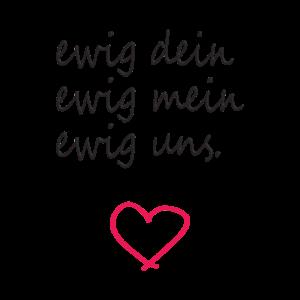 Liebeserklärung Liebe Ewig