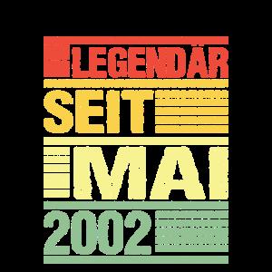 Legendaer Seit Mai 2002