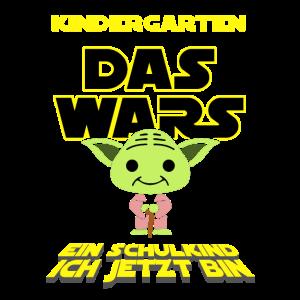 Kindergarten Das wars Einschulung 2021