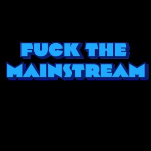 Mainstream Anders Außergewöhnlich Aussenseiter