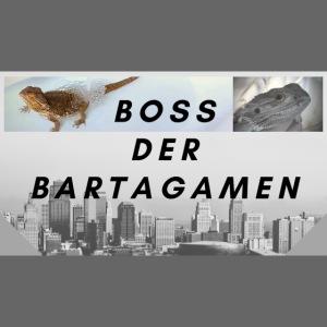 Boss der Bartagamen Hoodie Kollektion + Tasse
