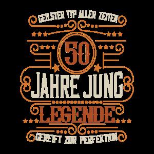 50 Jahre Jung geilster Typ