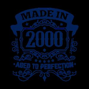 Gereift zur Perfektion Made in 2000