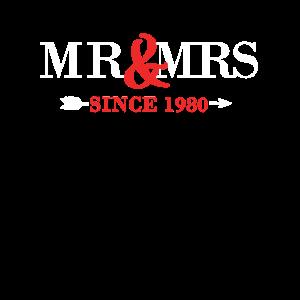 Verheiratet seit 1980