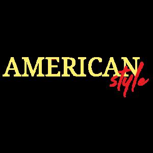 Amerikanischer Stil