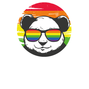 Regenbogen Fahne