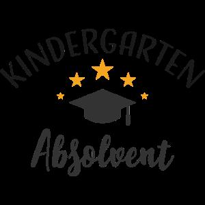 Kindergarten Absolvent Kita Abgänger Kitaabgänger