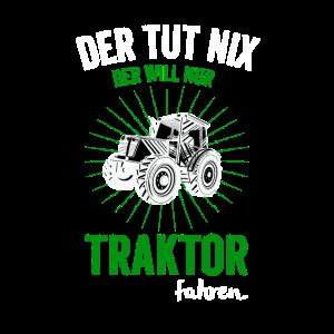 Traktor Shirt Traktor Landwirt Bauer Geschenk