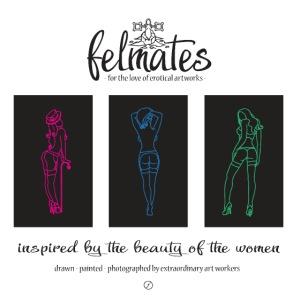 The felmates erotical artworks 3