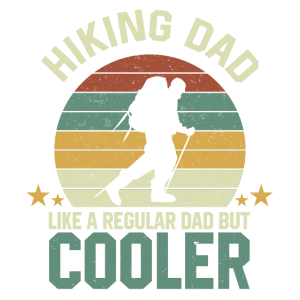 Hiking Dad