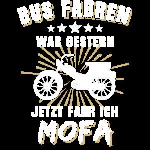 Mofa Führerschein Mofafahrer Mofaführerschein