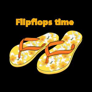 Flipflops time, Sommer