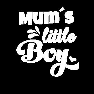 Mamas kleiner Junge es wir ein Junge Geschlecht