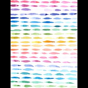 Regenbogen Muster