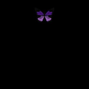 Purple Butterfly Aesthetic