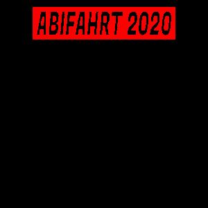 Abi Abitur Abifahrt Abschlussfahrt 2020