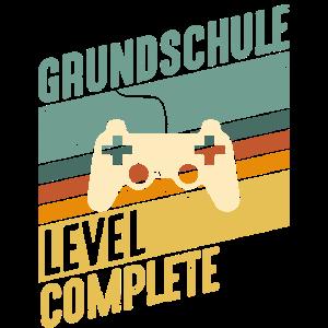 Grundschule Level Komplett - Kind Gamer Schule
