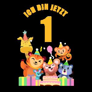 Kinder Zoo Party 1. Geburtstag