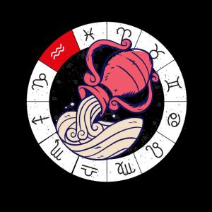Wassermann, Aquarius Horoskop Sternzeichen