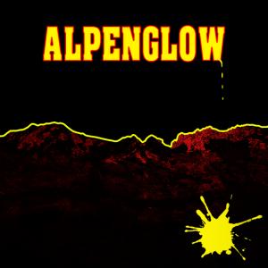 Mousepad Poster Wohndeko Geschenk Alpenglühen