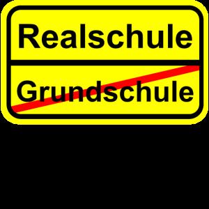 Realschule Einschulung Start Schulbeginn Spruch