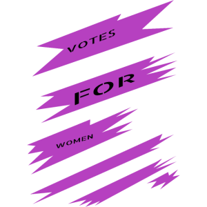 feminism - votes for women