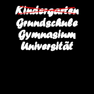 Kindergarten Grundschule Einschulung Schulkind